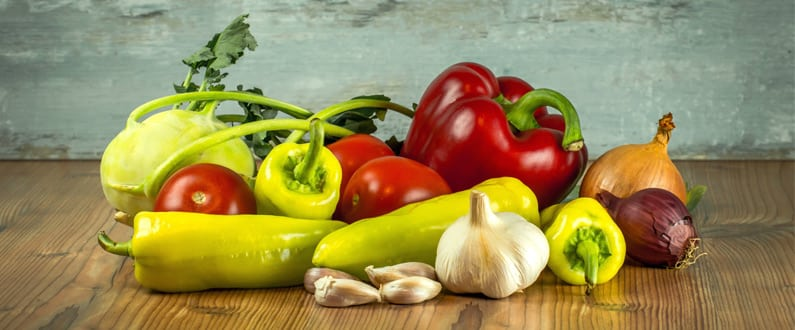 Three anti-aging vegetables to help turn back time