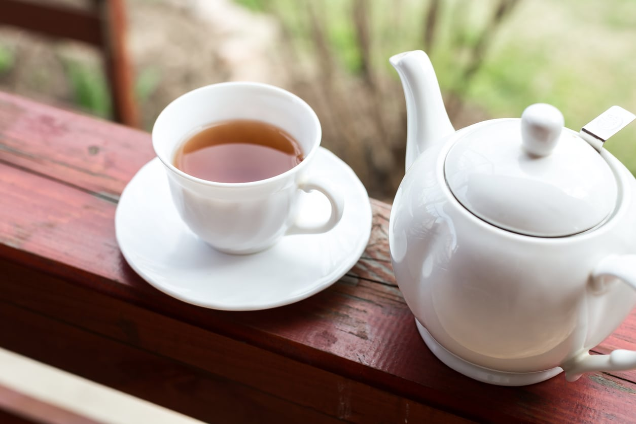 Adding breakfast tea to your diet can help lose weight
