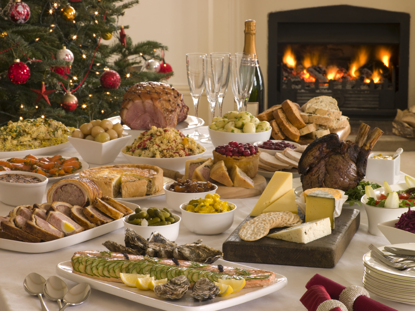 How to Have Yourself a Healthy Little Christmas