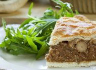 Mushroom Pie