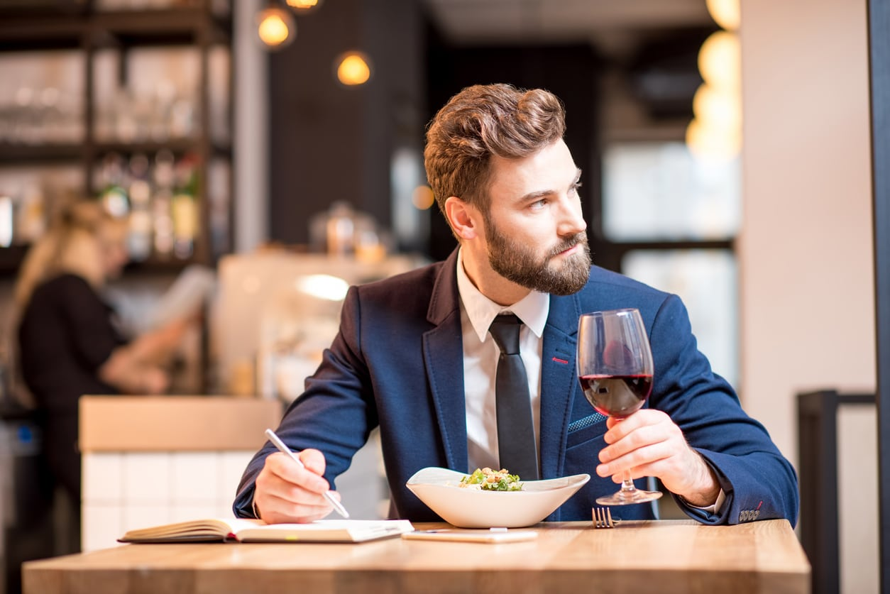 There's Nothing Wrong with Eating Out Alone