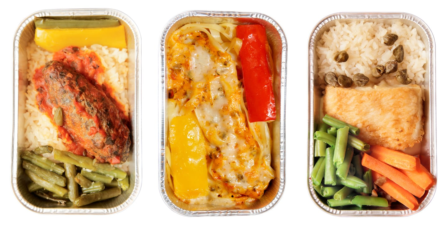 Could Airline Food Be Changing for the Better?